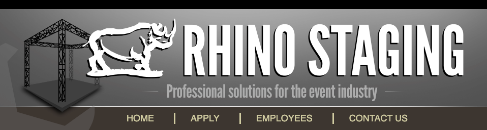 Rhino Staging